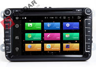 4G Mirrorlink  DAB+ Tuner Volkswagen Touch Screen Radio VW Media Player With WIFI