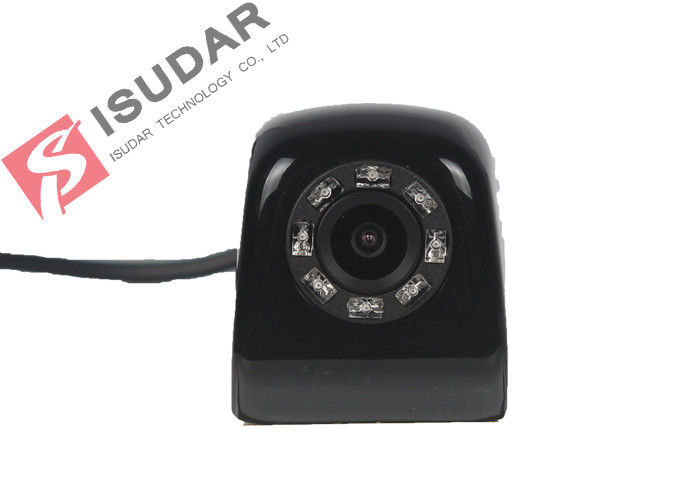 E366 Waterproof Full Hd Dvr Car Camera Video Recorder , Reverse Backup Camera Wired